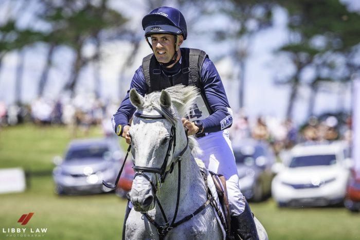 Jock Paget NZ Event Rider
